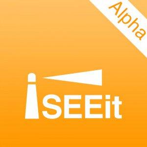 iSEEit Alpha Logo
