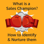 What is a Sales Champion? How to Identify and Nurture Them