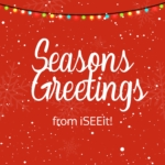 Season's Greetings 2020 from iSEEit