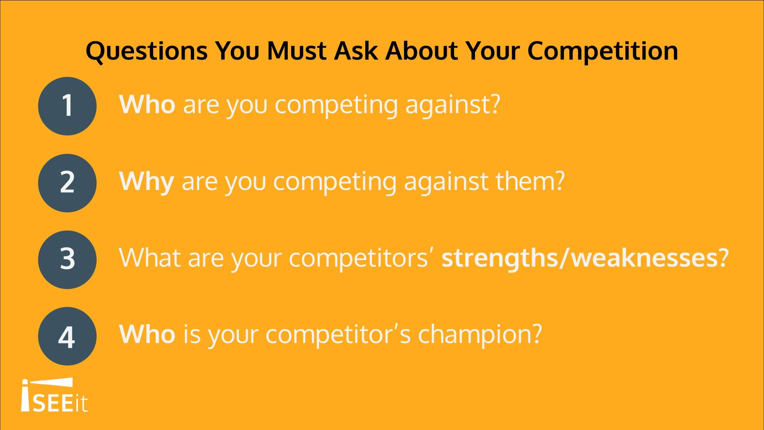 competition-meddicc